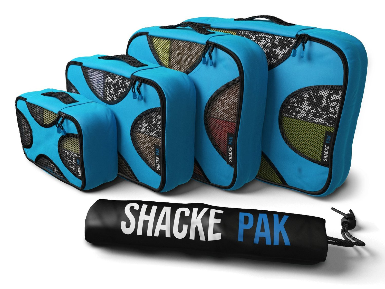 shacke pak - Best packing cubes I have ever used on Amazon