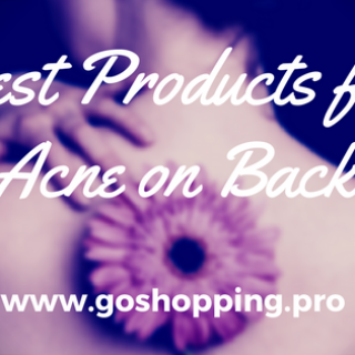 cure back acne
