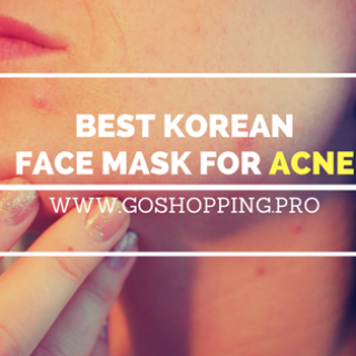 Best Korean Face Mask for Acne