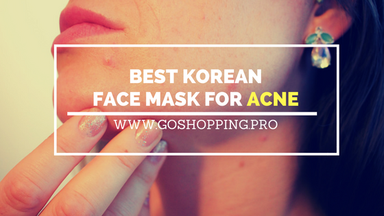 Best Korean Face Mask for Acne 1 - The 7 Best Korean Face Masks for Acne-Korean Skincare Products Review