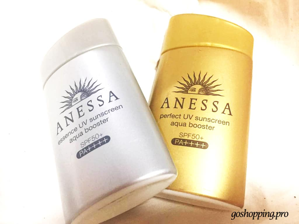 Shiseido Anessa Sunscreen  Review: Perfect Sunscreen  vs. Essence Sunscreen