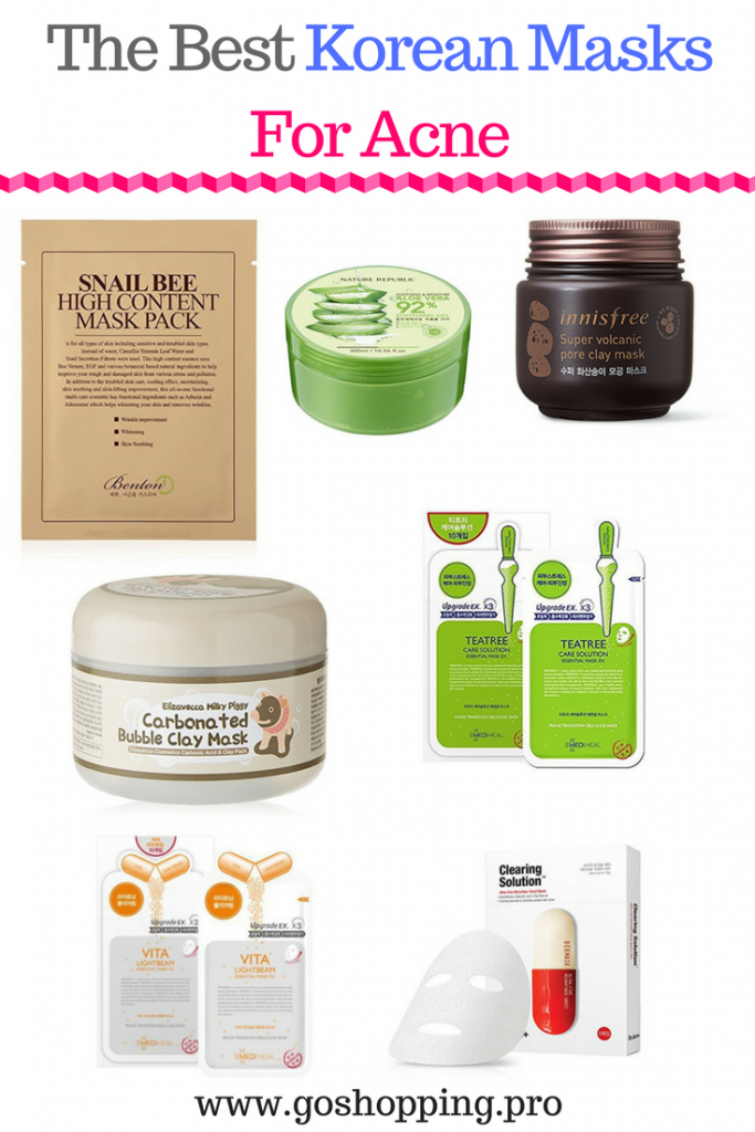 www.goshopping.pro  683x1024 - The 7 Best Korean Face Masks for Acne-Korean Skincare Products Review