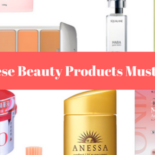 japanese beauty products must haves