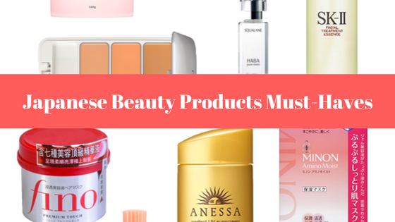 Japanese Beauty Products Must Haves - 13 Japanese Beauty Products Must Haves-Japanese Skin Care (2018 Updated)