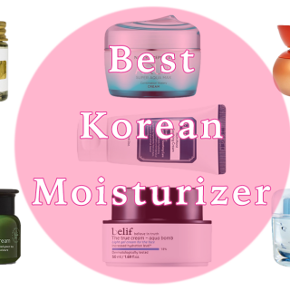best korean moisturizer 320x320 - Best Korean Moisturizers for Combination, Oily, Dry and Sensitive Skin