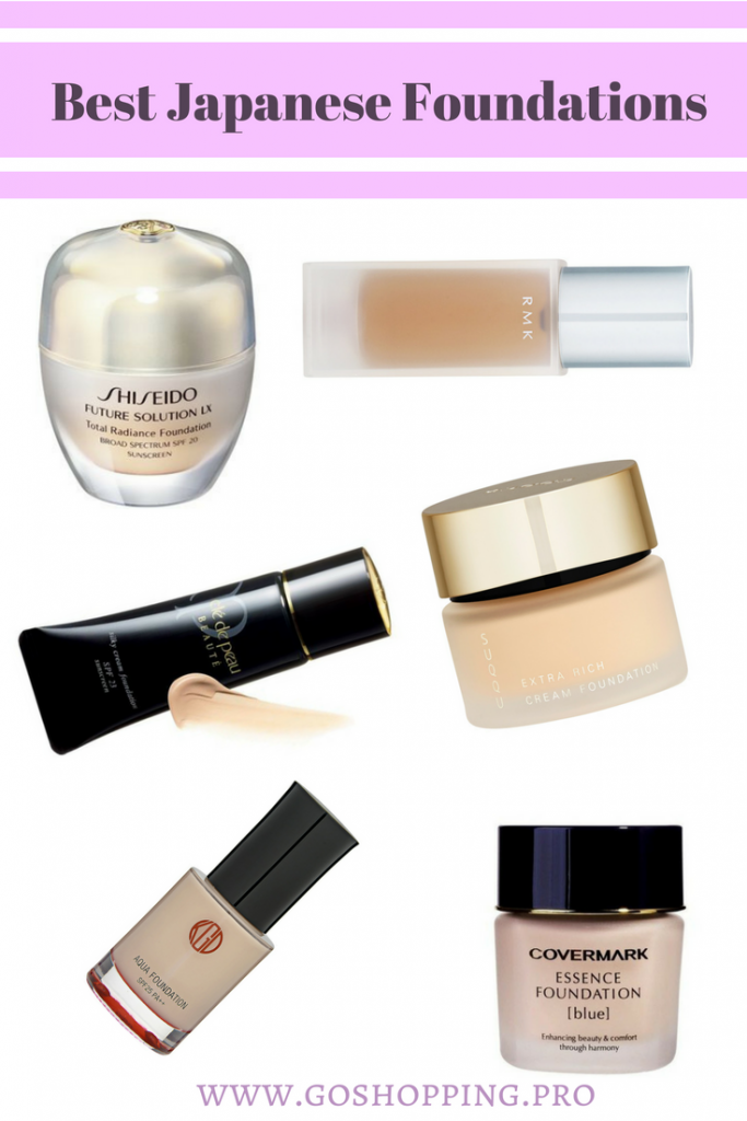 Best Japanese Foundations 1 1 683x1024 - Best Japanese Makeup Foundations You Need to Try Immediately
