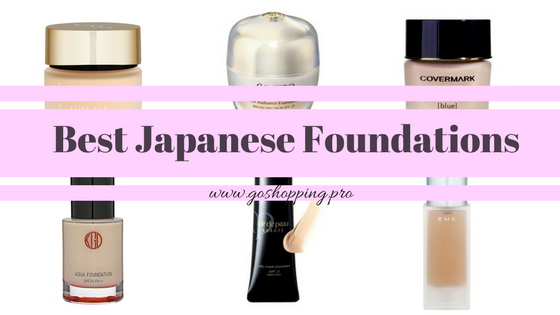 Best Japanese Foundations - Best Japanese Makeup Foundations You Need to Try Immediately