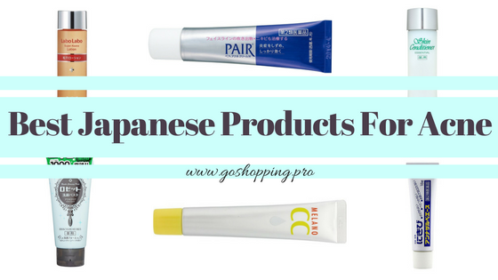 Copy of Best Japanese Foundations 1 - The 6 Best Japanese Skin Care Products For Acne