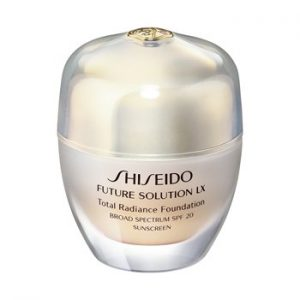 Shiseido FUTURE SOLUTION LX Total Radiance Foundation 300x300 - Best Japanese Makeup Foundations You Need to Try Immediately