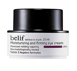 Belif Moisturizing and Firming Eye Cream 300x275 - The 5 Best Korean Eye Creams You Should Have A Try In 2018