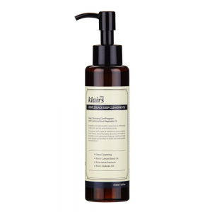 Klairs Gentle Black Deep Cleansing Oil 300x300 - Best Korean Oil Cleansers That Won't Break You Out