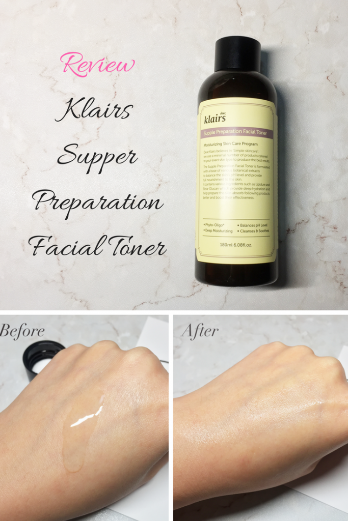 Klairs Supper Preparation Facial Toner 683x1024 - The Truth About Klairs Supple Preparation Facial Toner
