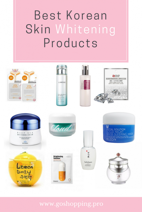best korean whitening product e1519547963723 - The 11 Best Korean Skin Whitening Products To Save Your Uneven Skin